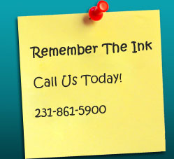 Remember the Ink! New Life Cartridges in West Michigan
