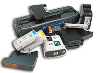 Replacement Ink and Toner Cartridges